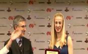 Футболните рефери у нас раздадоха наградите си за 2017-а