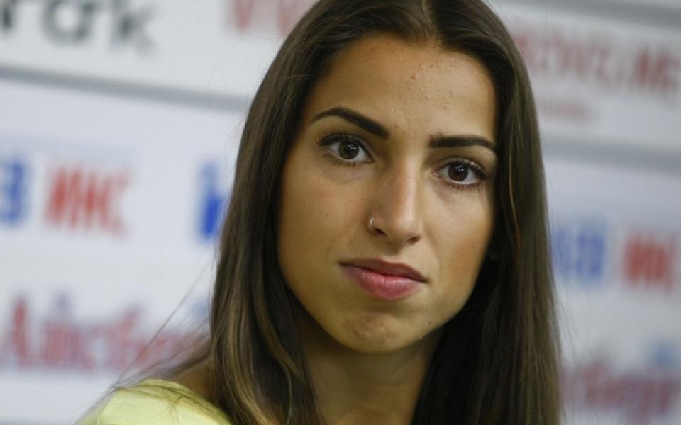 Елица Василева ще играе в Динамо Москва, обявиха от руския