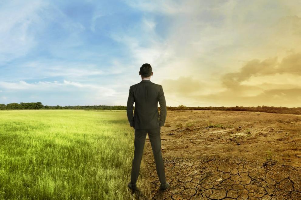 глобално затопляне климат