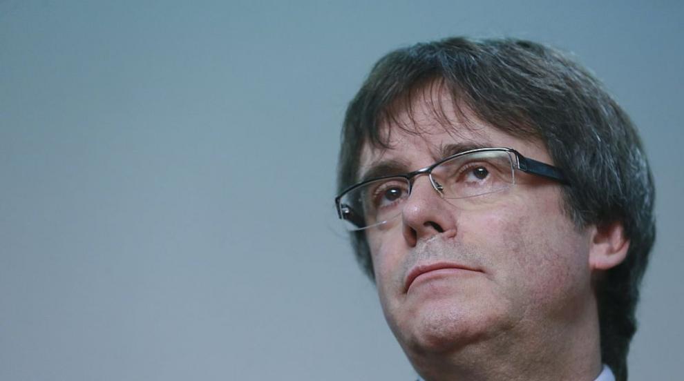 Финландия получи искане за екстрадиция на Пучдемон