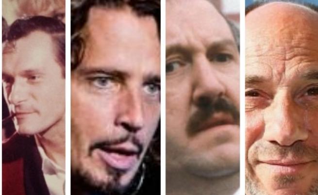 Световноизвестните личности, с които се простихме през 2017-а