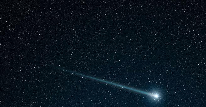 Луната ще попречи да се наблюдава метеорният поток Ориониди, чийто