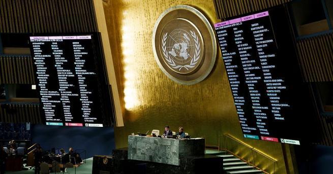 В понеделник ще се проведе заседание на Съвета за сигурност