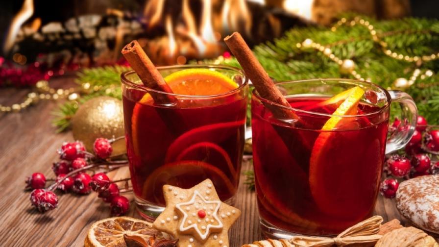 Страхотни празнични питиета - с това, което вече имате