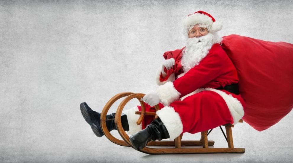 Коледният дух вече пристига в Лондон (СНИМКИ)