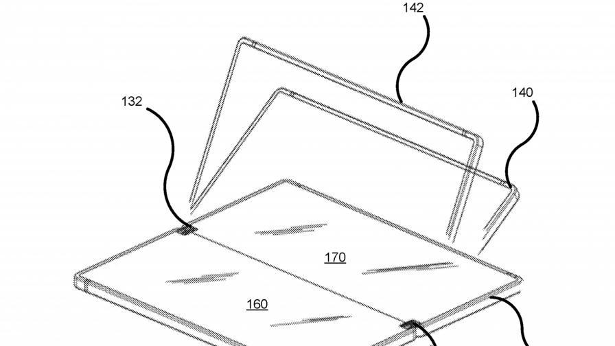 Сгъваемите смартфони са бъдещето, смята Microsoft