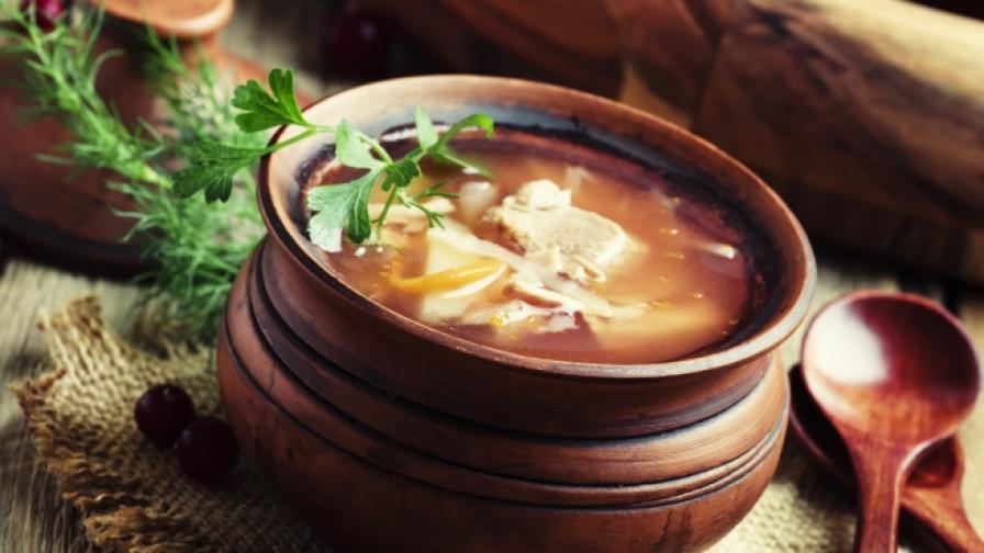 Новогодишна капама - традиционна рецепта