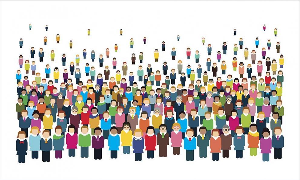 На 1 януари 2018 г. населението на Земята ще бъде... - Свят ...