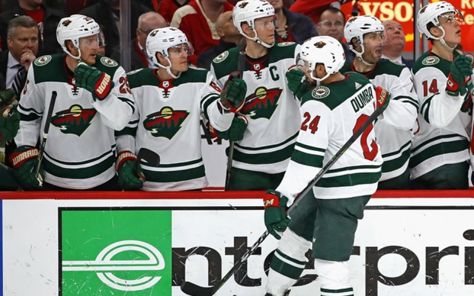 Минесота се справи с Нешвил в НХЛ, резултати
