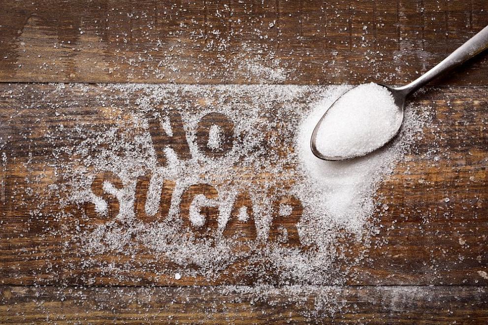 без захар