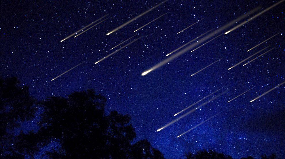 Падащи звезди и шоу в небето: Предстои пикът на...