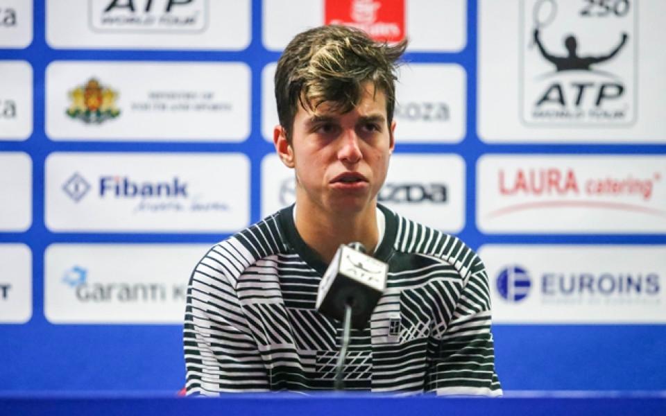 Андреев и Топалова аут на сингъл на турнира в Австралия