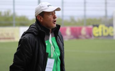 Диян Петков: Пожелавам на Локомотив да влезе в елита, а ние догодина