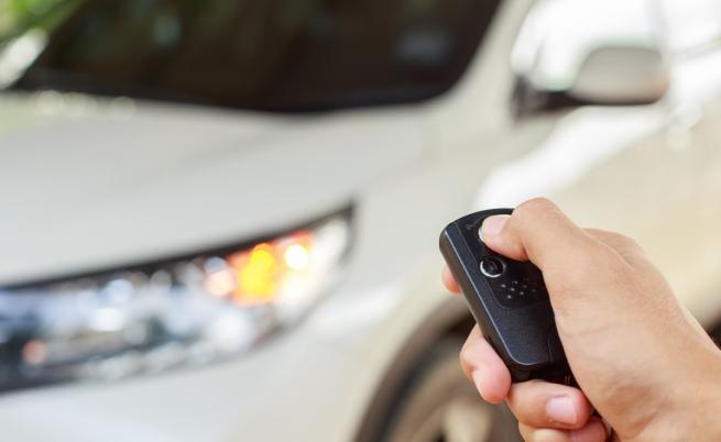Как обират колата ни, когато сме най-спокойни