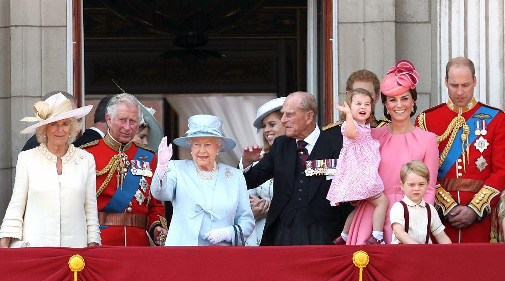 Британското кралско семейство очаква още едно бебе