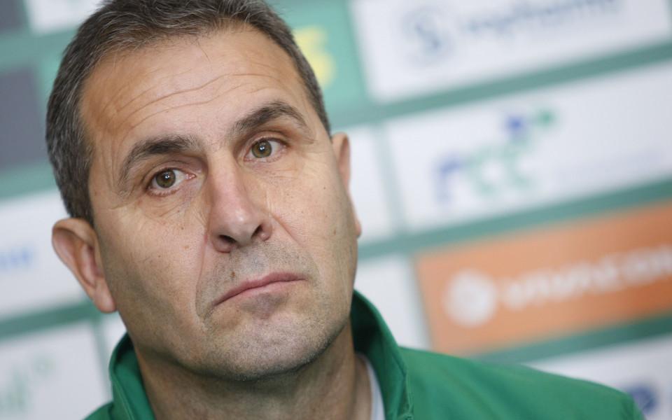 Димитър Димитров остава в Иртиш