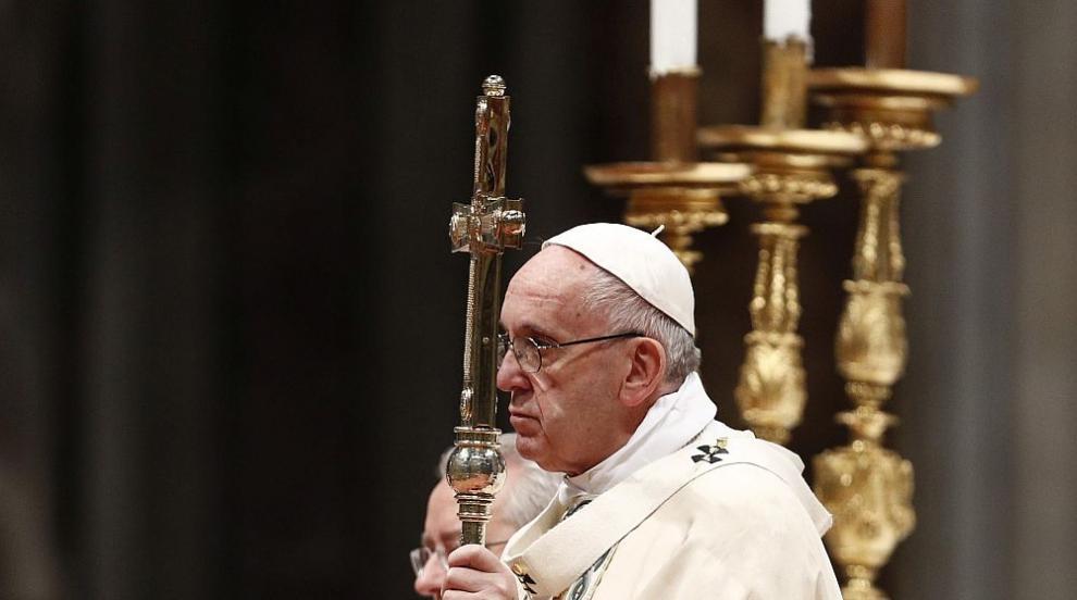 Папата призова вярващите да не превръщат парите и кариерата в смисъл на...