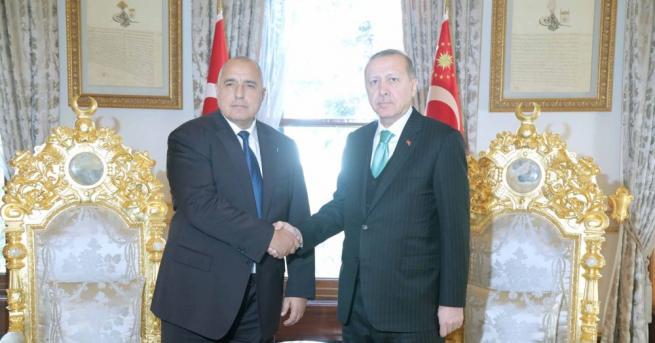 Премиерът Бойко Борисов ще посети Турция на 12 юни, където