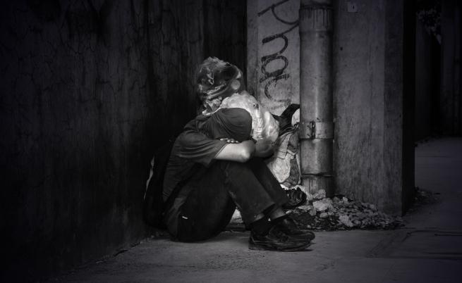 Много от децата, взети в експеримента са били бездомни.