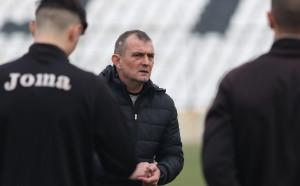 Загорчич: Целта пред Славия е финал за Купата