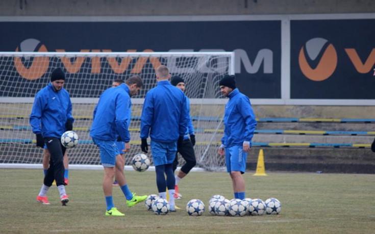 Левски пристига в Малта с 21 футболисти