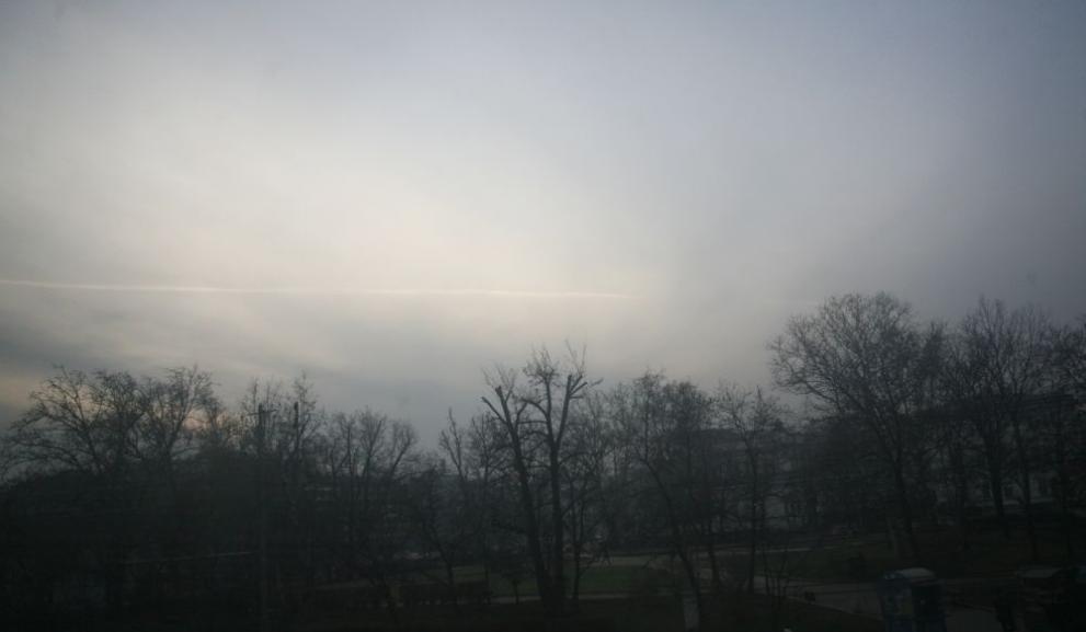 мръсен въздух София