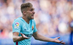 Деулофеу договаря своето напускане на Барселона