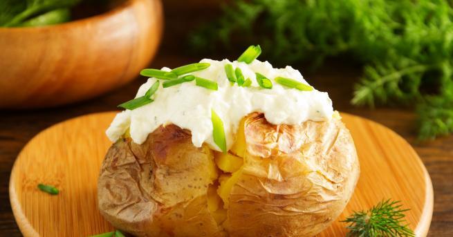 Няма много какво да не харесате в печените картофи. Те