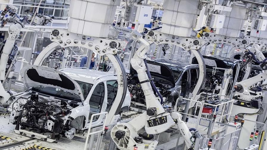 Volkswagen (вероятно) отново е най-големият производител в света
