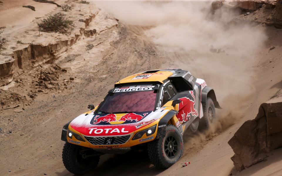 Стефан Петерханзел се доближи до 14-а победа в Рали Дакар
