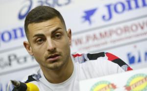 Официално: ЦСКА продаде нападател в Славия