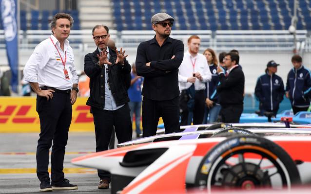 Холивудски актьори ще се пробват във Формула Е