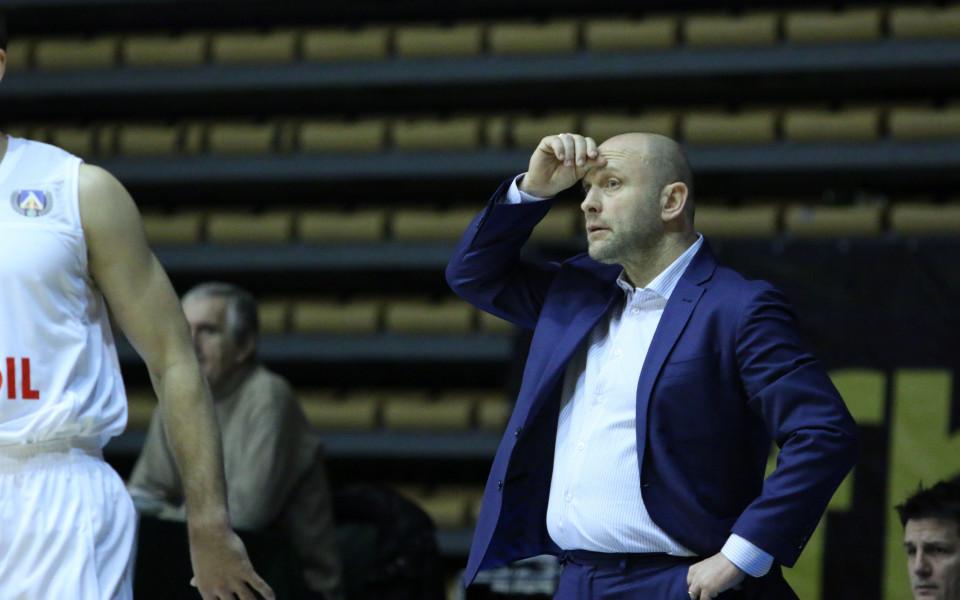 Македонци спряха Левски Лукойл в Балканската лига