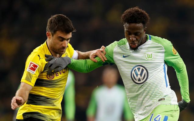 Борусия Дортмунд не успя да победи гостуващия Волфсбург – 0:0