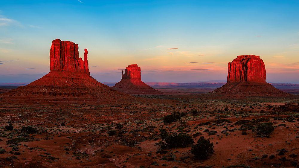 <strong>Пустинята в Аризона</strong>