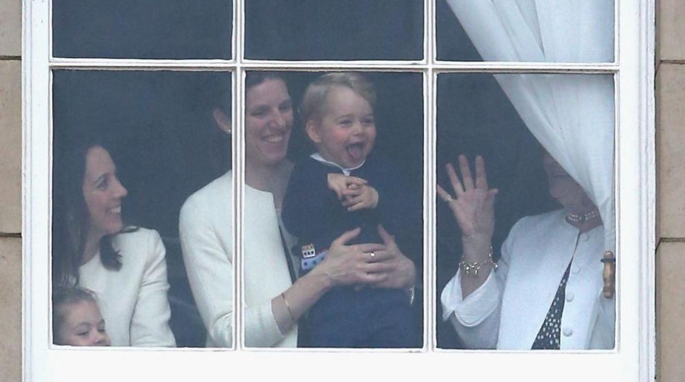 Съвременната Мери Попинз: Коя е дясната ръка на херцогиня Катрин? (СНИМКИ)