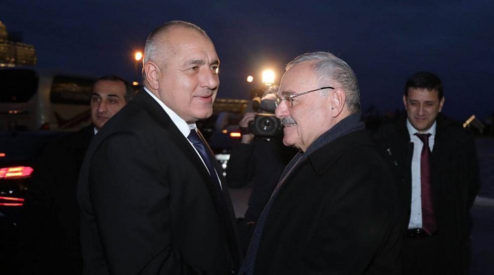 Откриха авиолинията Баку-София (СНИМКИ/ВИДЕО)