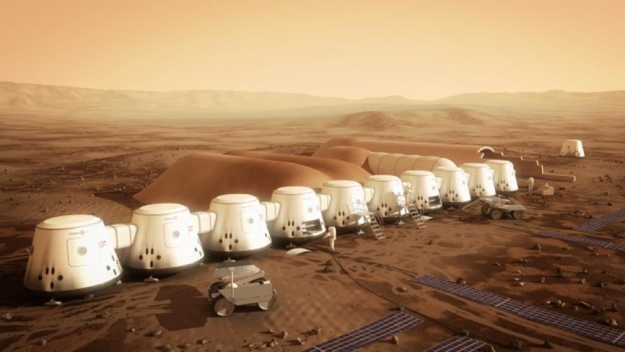 НАСА тества ядрен реактор за марсианските бази