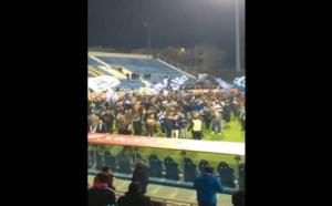Смут в Португалия, евакуираха фенове на Ещорил - Порто
