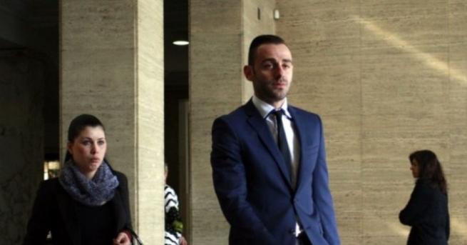 Футболистът Борислав Балджийски ще изтърпи ефективна присъда от 4 години,