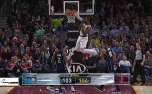 Кливланд сложи край на серия от четири загуби в НБА