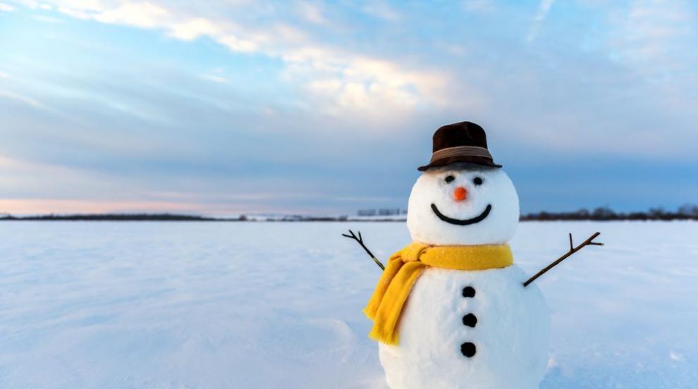 Времето в неделя: Сняг, дъжд и температури до 7 градуса