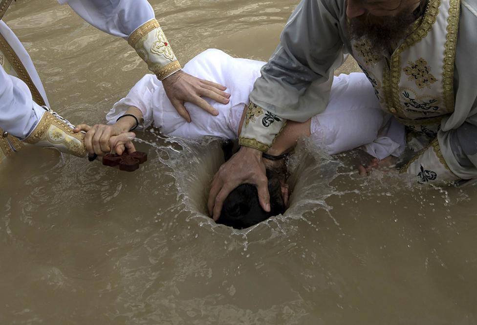 - Кръщене в река Йордан близо до Йерихон. Ритуалът се извършва на мястото, където се смята, че Исус Христос е бил кръстен от Йоан Кръстител.