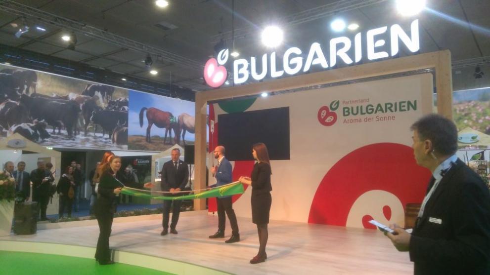 България даде старт на едно от най-големите земеделски изложения в Европа
