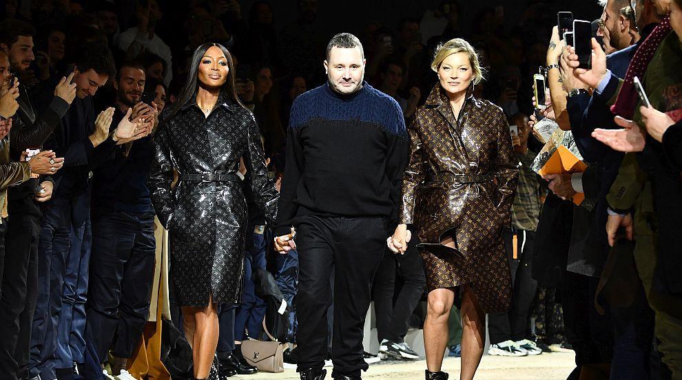 Легендарните Кейт Мос и Наоми Кембъл откраднаха шоуто в Париж (СНИМКИ/ВИДЕО)