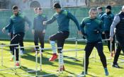 Черно море с първа тренировка в Турция<strong> източник: Ивайло Борисов</strong>