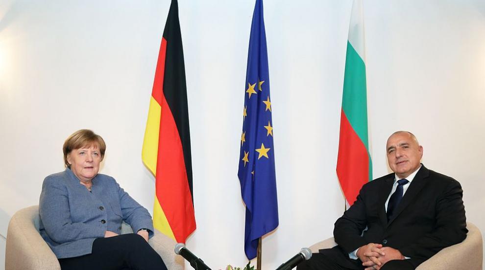 Меркел: Очакваме много от българското европредседателство