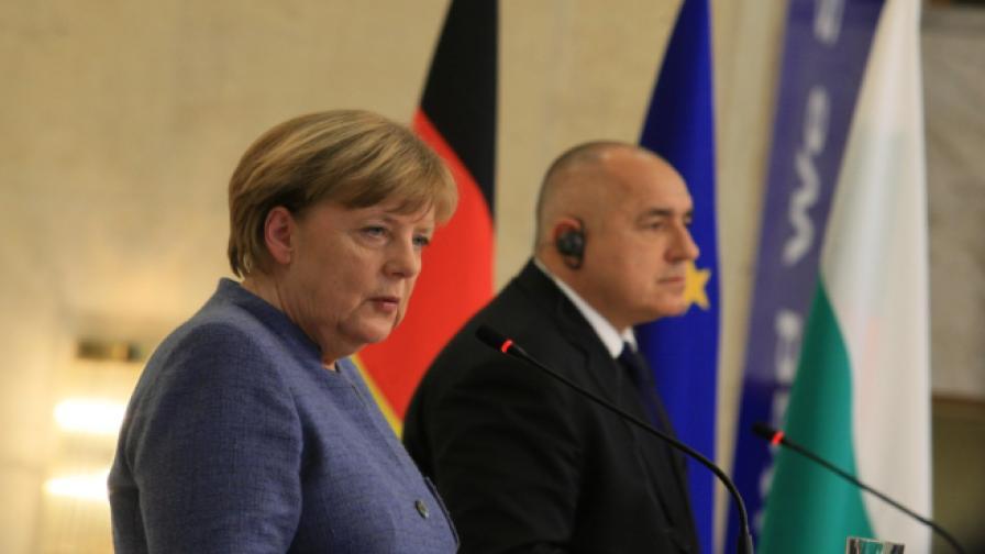 Борисов: Няма по-добре пазена граница от българо-турската