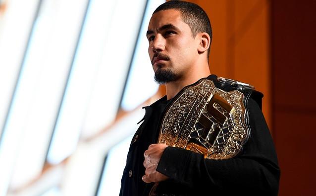 Стряскащи подробности относно здравословното състояния на шампиона на Ultimate Fighting