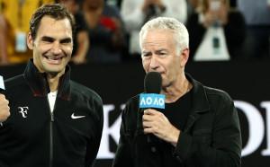 Макенроу: Федерер е златната кокошка на тениса